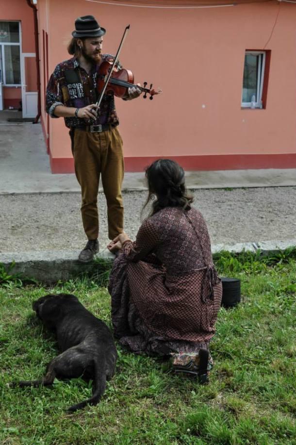 In Transylvania-Romania